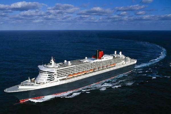 navios de cruzeiro